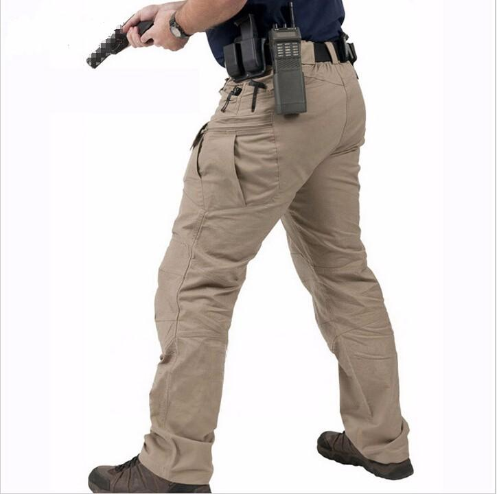 2acd844eb3 IX TAD Tactical Cargo Pants Men Casual SWAT Training Multi Pockets Trousers  Outdoor Cotton Sports Military Army Pant From Wanjia55, $11.77 | DHgate.Com