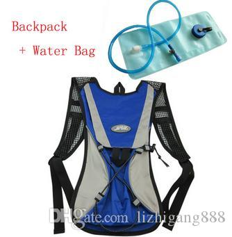 2017 Nuovo zaino 2L Water Bladder Backpack And Hydration Packs Outdoor zaino sportivo -Vendita all'ingrosso