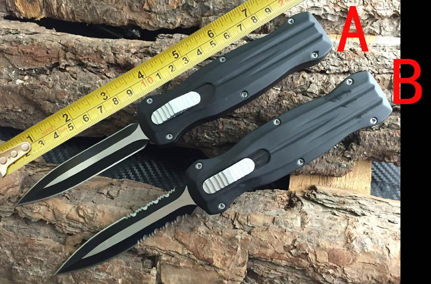 bm A10 knives 2models optional blade D2 stainless steel blade tactical knife