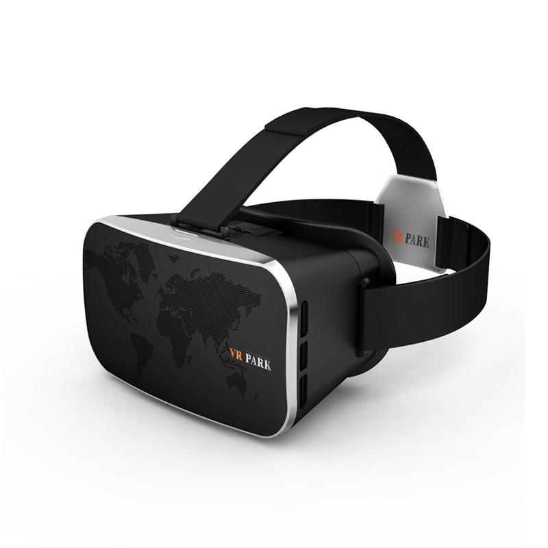 New Virtual Reality VR 3D Glasses Oculus Rift For Samsung Iphone Google Cardboard Gafas For 4~6 Inch Screen Mobile Phone Movies Games