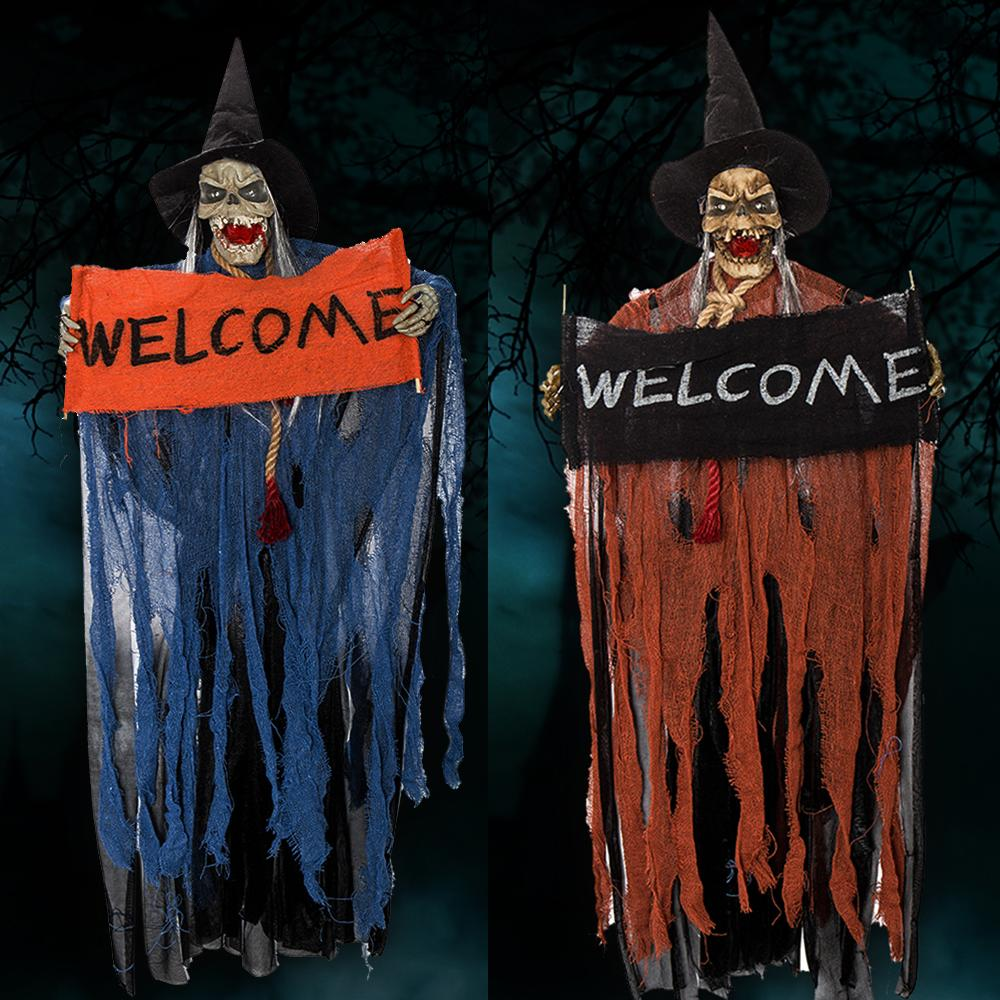 halloween decoration horror hanging ghost decoration scary props