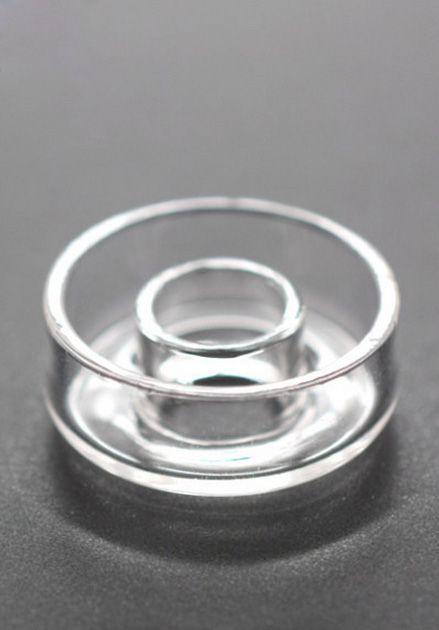Il piatto di quarzo sostitutivo di design più perfetto i titanio ibrido / chiodi al quarzo durevole e puro buon gusto dal piatto al quarzo