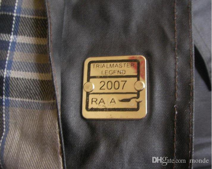 2016 hohe Qualität heiße neue Jacke Herren Jacke schräge Tasche Stehkragen Herren Mantel schwarze Herren Oberbekleidung mit Gürtel