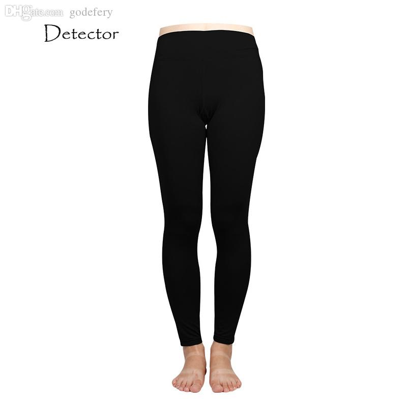 fe27e66c5 Wholesale-Women Sports Yoga Pants Elastic Compression Tights Fitness ...