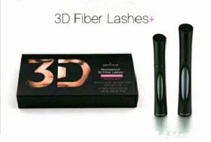 2016 HEISS !! 2016 Neueste 1030 version 3D Faserwimpern Wasserdichte Doppel Mascara 3D FASER WÄSCHE Set Makeup Wimpern 2 stücke = 1 satz