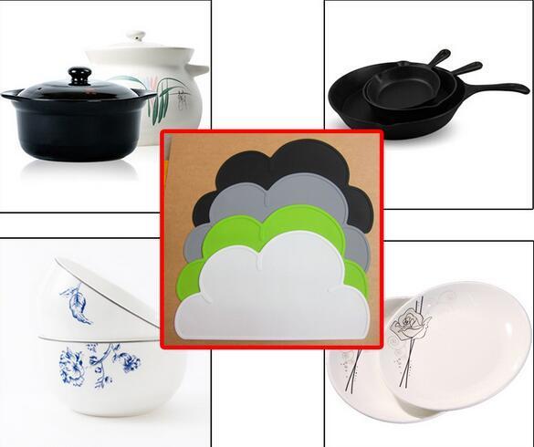 Novedades Novedades Accesorios de cocina Moln Mat de silicona mantel resistente al calor