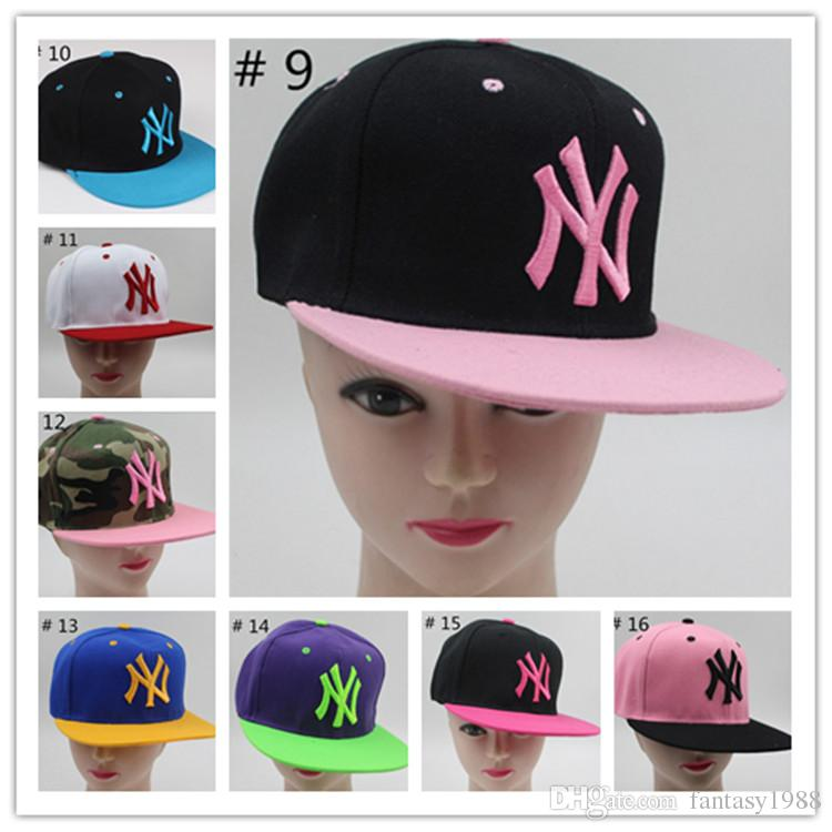 2019 Snapbacks Hip Hop Caps NY Caps Casual Cartoon Peripheral Adjustable  Baseball Hats Boys And Girls Sunshine Cap Letter Pattern From Fantasy1988 b6fffb9e470