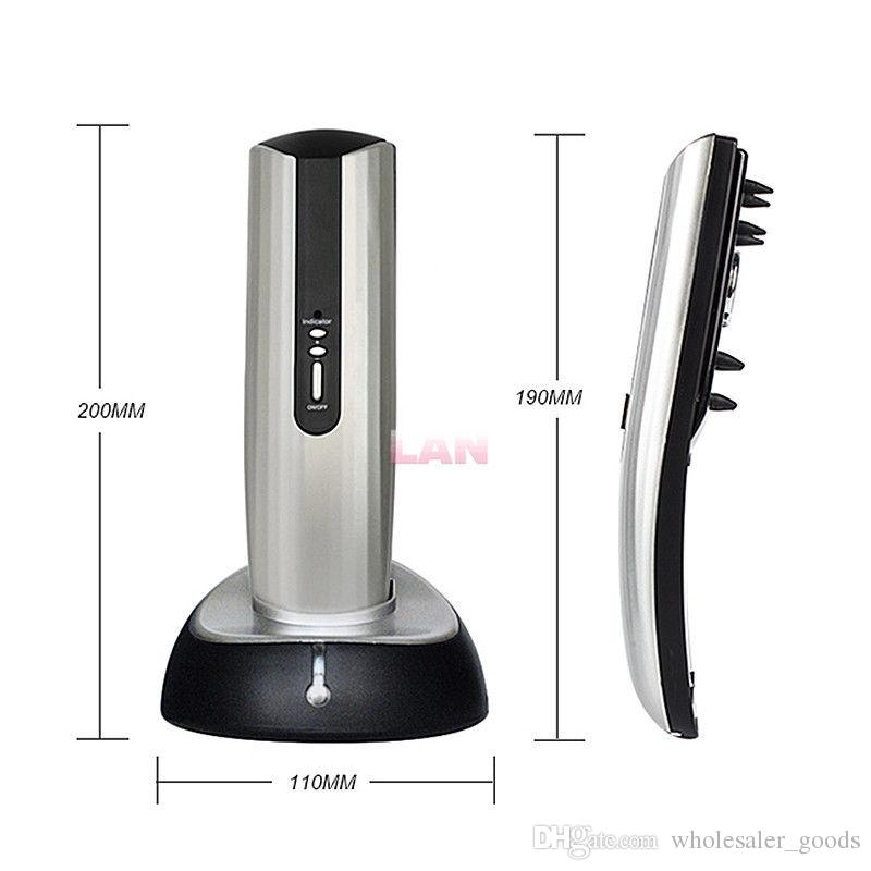 Laser Comb Hair Growth Loss Regrowth Treatment Electric Infrared Stimulator Care