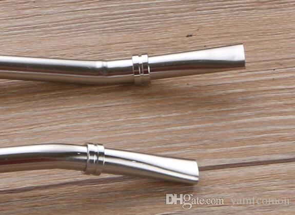 wholesale stainless steel straws bar filter straw very useful