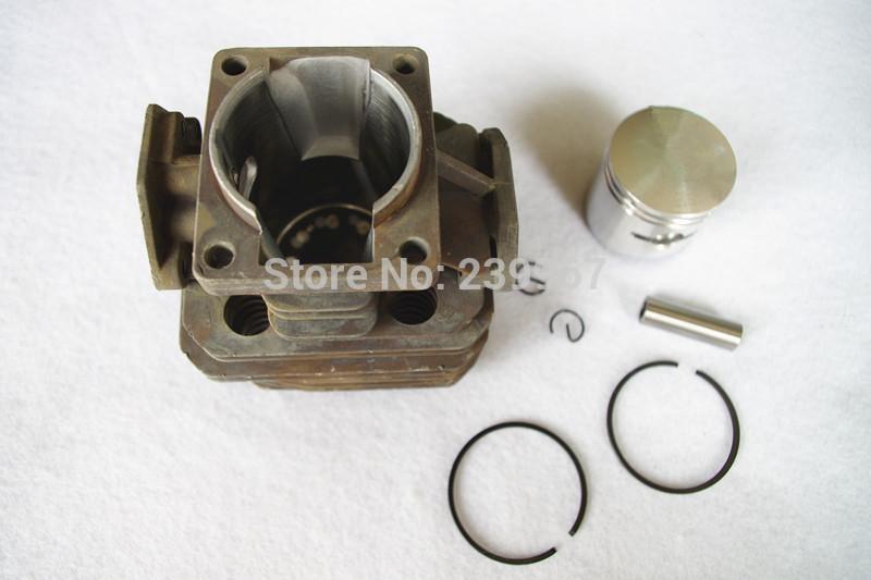 Kit de piston de cylindre 40mm pour débroussailleuse Zenoah G4K G45 G45L BC4310 Husqvarna 443R 443RB