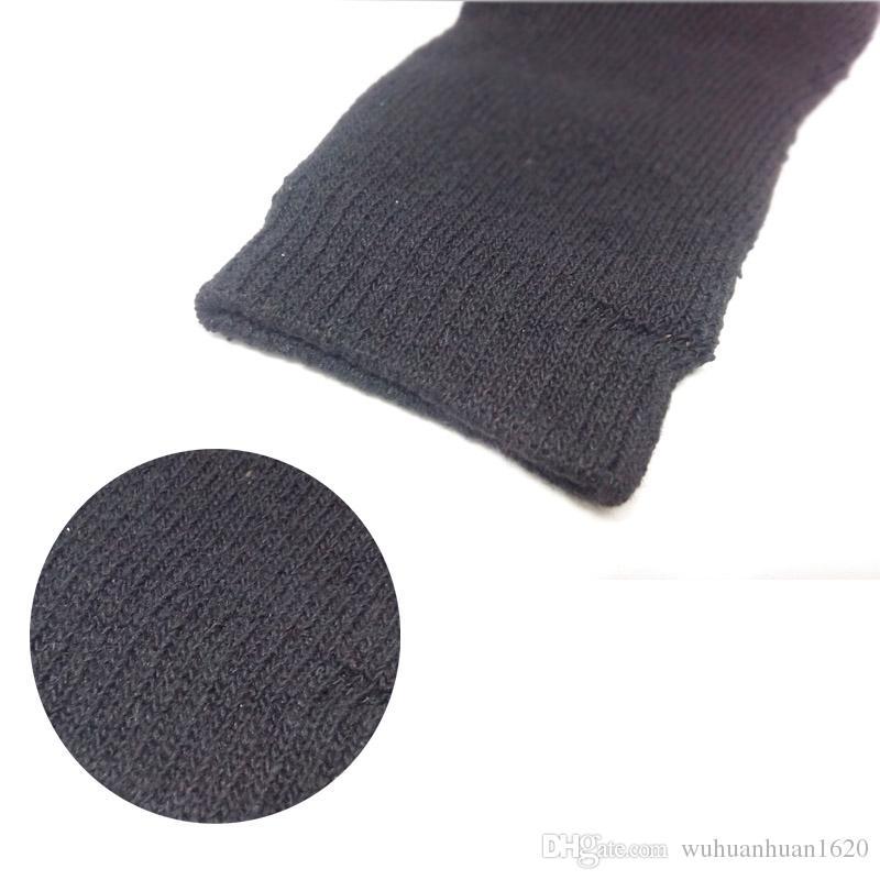 Homens Thick warm Merino inverno lã térmica homens meias top qualidade terry tripulação almofada meias dos homens