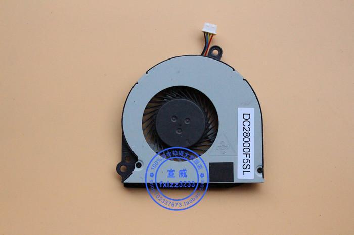 Neue Original für Dell E7440 E7420 DC28000F5SL Latitude Laptop lüfter