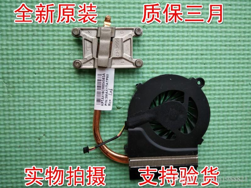 595832-001 Kühler für HP Pavilion G42 G62 CQ42 CPU-Kühlkörper mit Lüfter 3MAX1TATP60