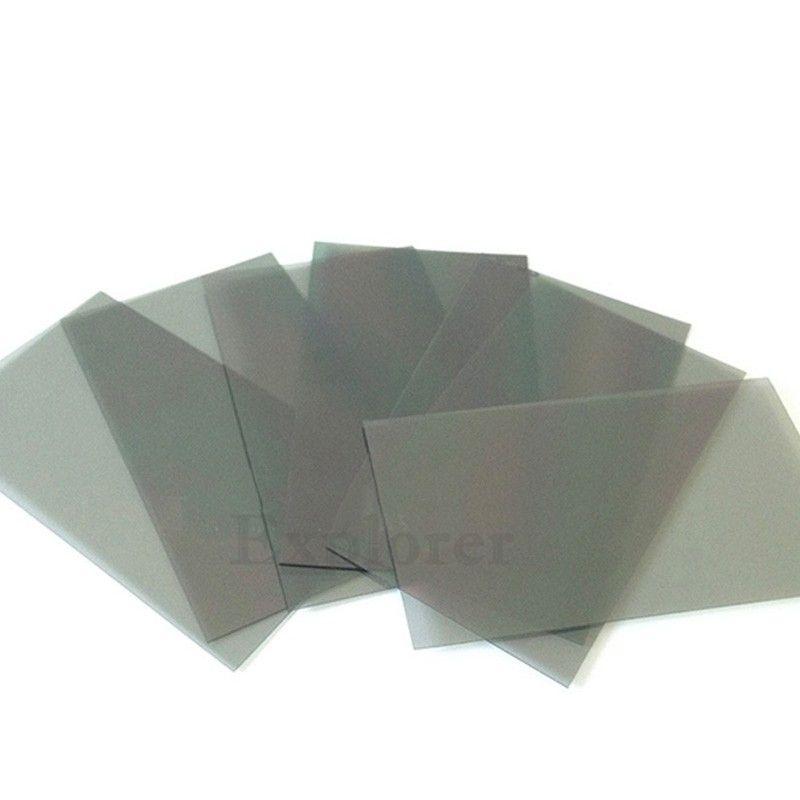 50 قطع الأصل المستقطب المستقطب الاستقطاب فيلم الناشر لآيفون 5 5 ثانية 5c 6 6 ثانية 7 8 زائد 4.7 5.5 بوصة استبدال