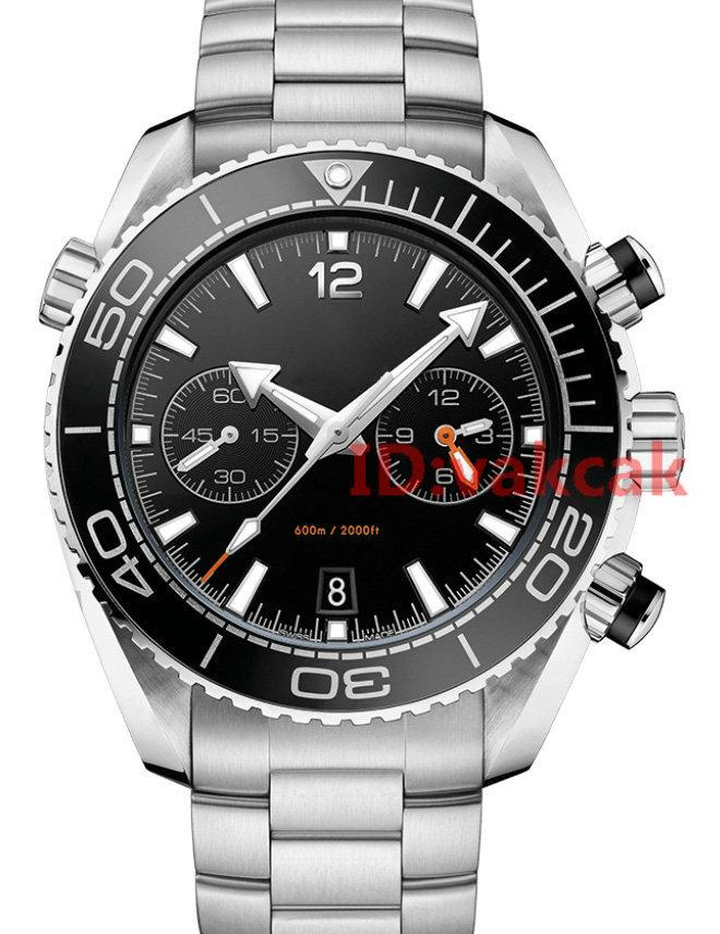 A-2813 Bracelet Mechanical Men's Stainless Steel Automatic Movement Watch Sports mens Self-wind Watches 007 Skyfall Wristwatches