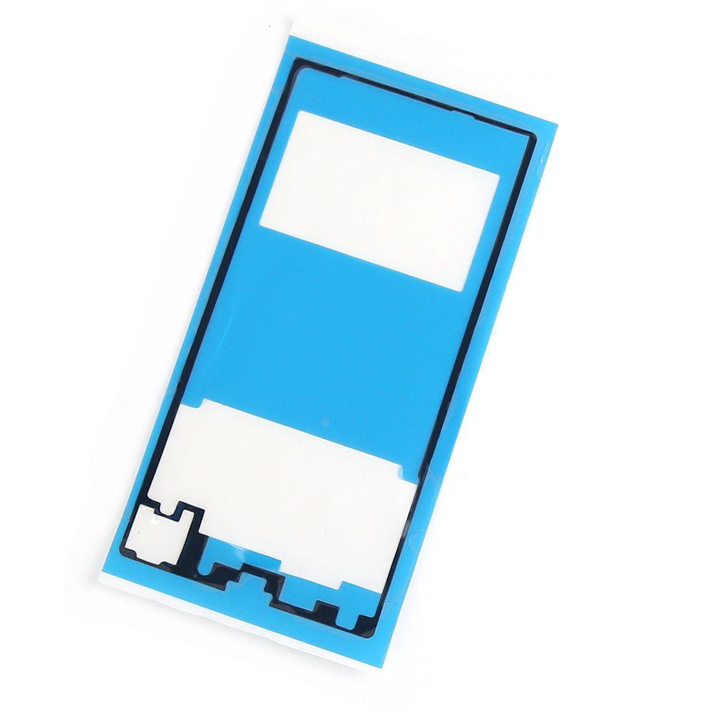 Pre Cut Batterie Couverture Arrière Étanche Adhésif Colle Bande Autocollant pour Sony Z1 Z2 Z3 Mini XL39H L39H L36H C6603