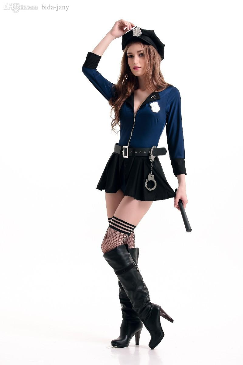 Wholesale-Hot Sexy Police Costume with Sexy Police Cop Dress 3S1561 Hot Sale Women Sexy Halloween Costumes Sexy Women Costume Online with $39.93/Piece on ...  sc 1 st  DHgate.com & Wholesale-Hot Sexy Police Costume with Sexy Police Cop Dress 3S1561 ...
