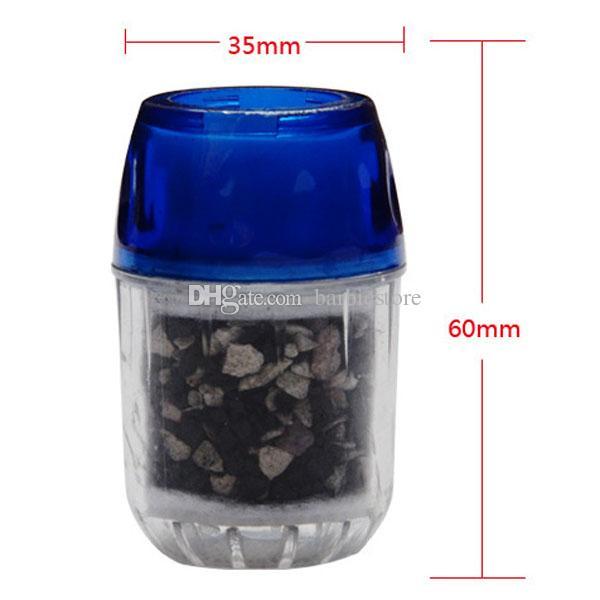 Purificador de filtro de purificador de agua de carbón de coco purificador de cocina en el hogar grifo grifo E00711