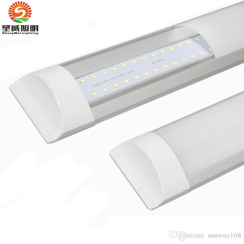 Led tube lights 8ft purified ceiling lamp light fixture 72w white led tube lights 8ft purified ceiling lamp light fixture 72w white color led batten ceiling light fixture neon light tubes fluro tubes from sunway168 aloadofball Image collections