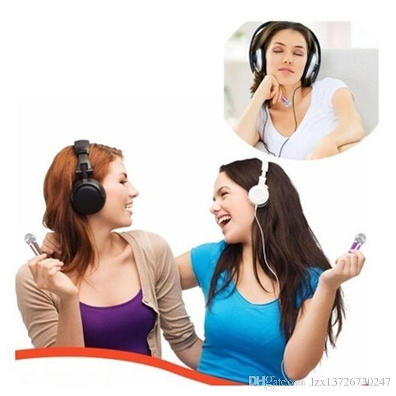 아이폰 삼성 노래방 모바일 전화기 컴퓨터에 대한 MINI 잭 3.5mm의 스튜디오 라 발리 전문 마이크 핸드 헬드 마이크