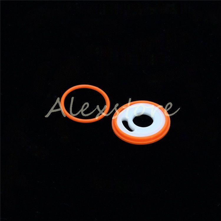 Silicone O ring Colorful Silicon Seal O-rings replacement Orings Set for Smok Smoktech TFV4 TFV8 Sub Ohm Tank Rba Rta Atomizer