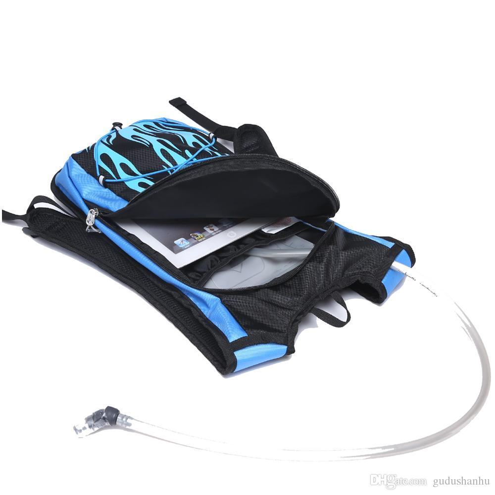 12L Yeni 2016 Bisiklet Sırt Çantası Bisiklet Sırt Çantaları Packsack Yol Bisiklet Çantası Sırt Çantası Sürme Çalışan Spor Sırt Çantası Ride Paketi 50