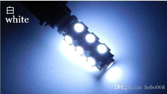 T10 9SMD 5050 led Canbus Error Free Luces del coche W5W 194 9SMD ERROR DE BOMBILLAS DE LUZ Blanco