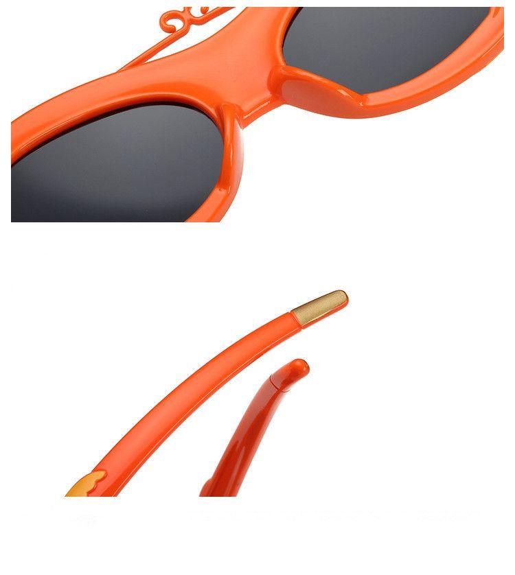 New Kids Polarized Sunglasses Childrens' Day Children Soft Flexible Monkey Eyeglasses Boys Girls Sun Glasses