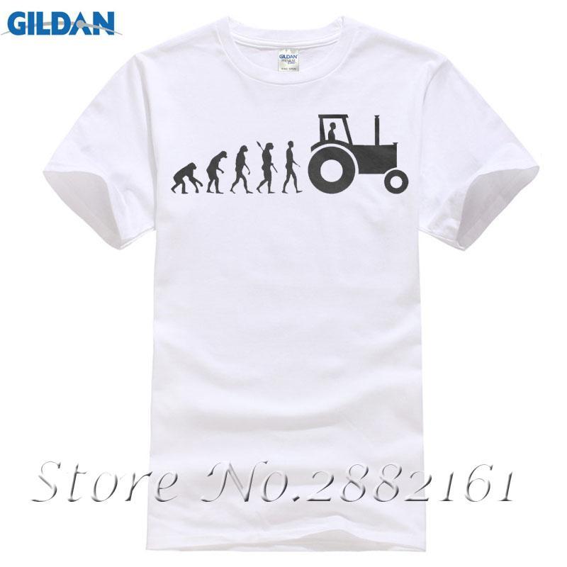 7bb78925bd ... t shirt by; summer cool farmer evolution funny agriculture tractor farm  farming ...