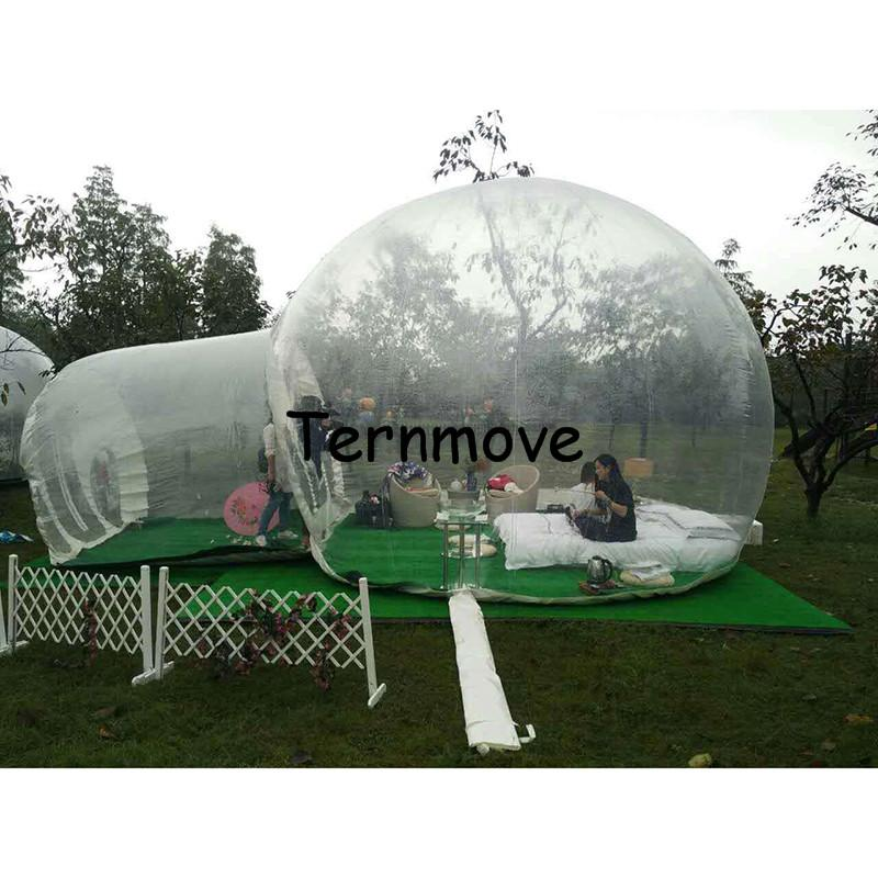 Inflatable Bubble House4