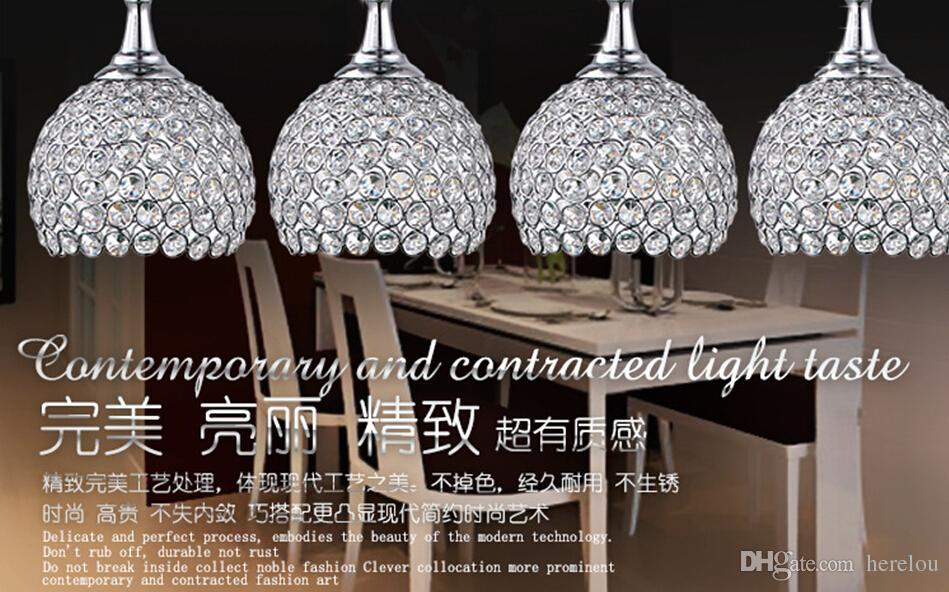 Kronleuchter Modern Esstisch ~ Großhandel crystal kronleuchter restaurant restaurant lichter