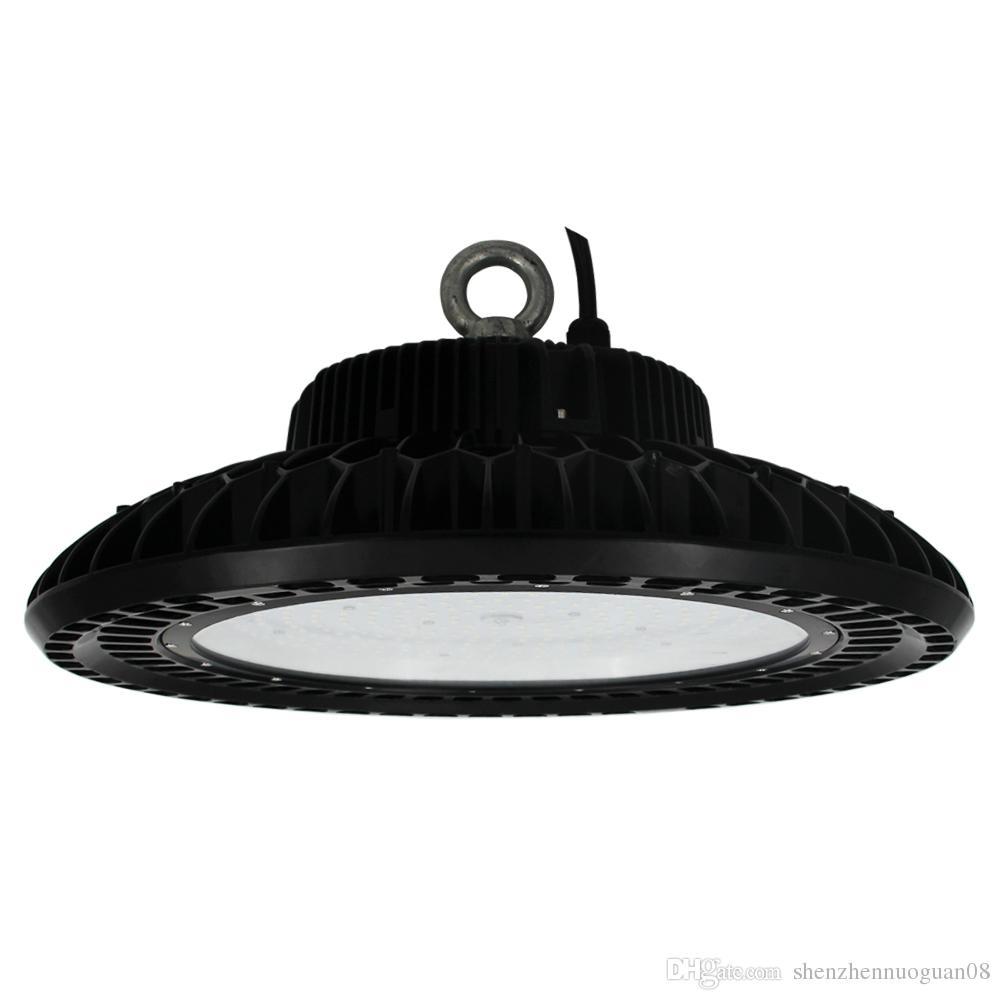 2019 200Watt Warehouse Lighting LED Circular High Bay 347V