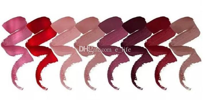 새로운 메이크업 브랜드 스틸라 립글로스 리퀴드 립스틱 고품질 DHL 배송