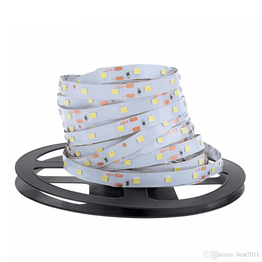 LED Strip Light 12V 5M 300 Leds SMD 3528 Non-waterproof Diode Tape Single Colors LED Ribbon Flexible Lights