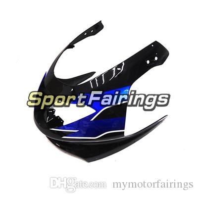 Yamaha YZF600R Için Kaportalar Thundercat 97 98 99 00 01 02 03 04 05 06 07 1997 - 2007 ABS Plastik Tam Kaplama Kitleri Karoseri Mavi Parlak Siyah