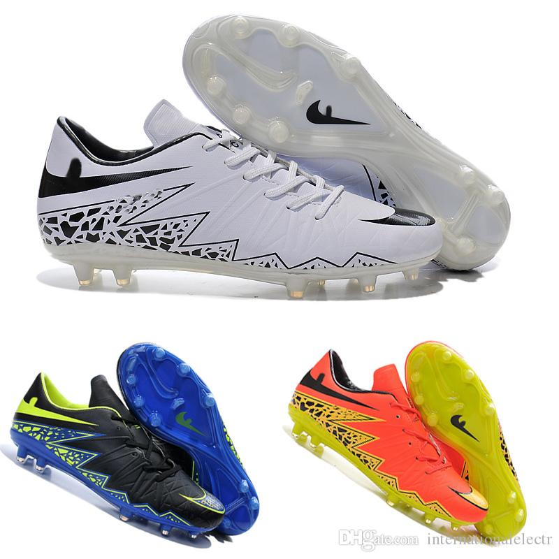 6af384776d6e 2019 2016 New Mens Soccer Cleats Hypervenom Phantom Premium FG ACC Football  Boots Athletics Soccer Shoes White From Internationalelectr, $76.15 |  DHgate.Com
