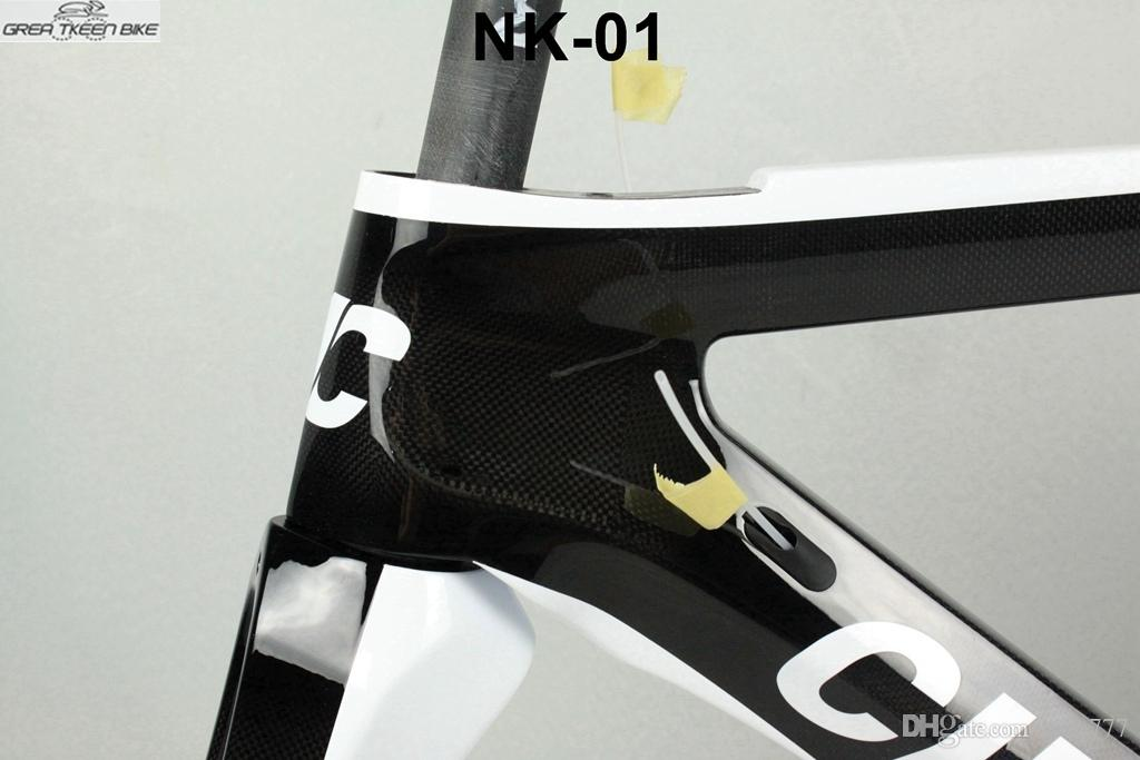 carbon road fiber T1000 bike frame 5 size RB1000 1K 2 years warranty