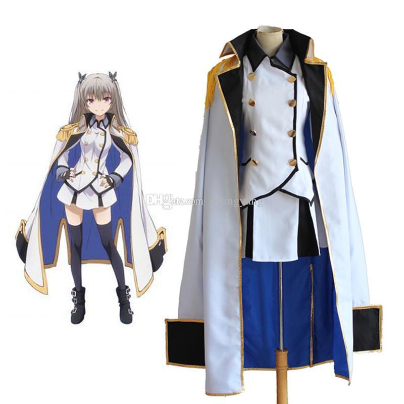 Großhandel Qualidea Code Frauen Cosplay Kostüme Maihime Tenkawa