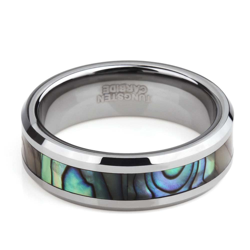Cheap Bt Band Wholesale Tides: Carbide Abalone Wedding Rings At Websimilar.org