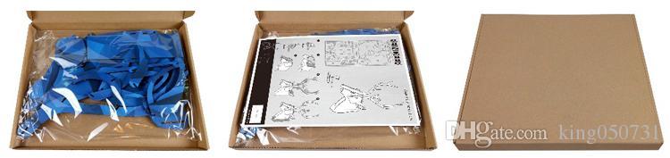2016 Nueva Banda 3D Animal de Madera Caballo Unicornio Cabeza Etiqueta de La Pared de Madera Pared Decoración Del Hogar Arte de La Pared Decoración de La Pared Colgando de la pared
