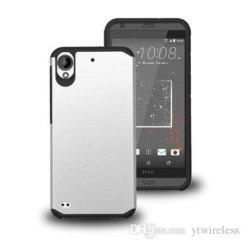 Cell Phone Accessory Cheap Hybrid Defender Covers Rugged Slim Armor Cases for HTC Desire 530 HTC 520 526G 510 HTC Desire 626 610