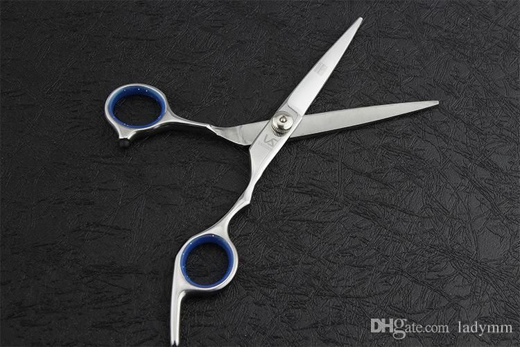 / set Инструменты для парикмахера 6,0 дюймов Набор для парикмахера для стрижки волос Клипер для волос Razor Hair Styling Scissors Парик для волос