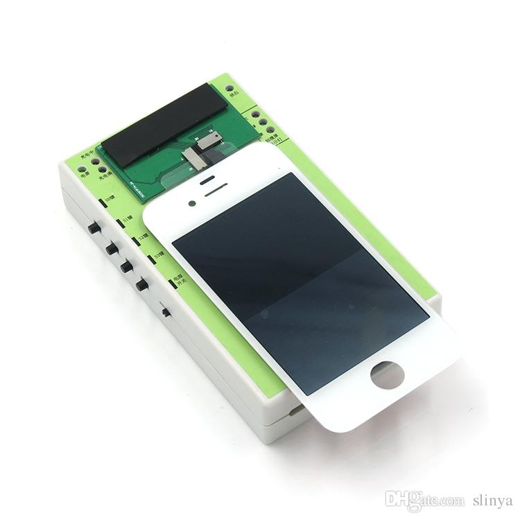 Handy LCD Bildschirm LCD Montage Tester Touchscreen LCD Display Test Board für iPhone 6 s 6 s plus