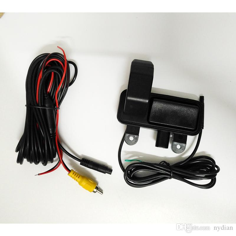 CCD Mercedes Benz E Class 2010 2011 2012 2013 2014 2015 Car Trunk Handle Rear View Camera Backup Parking Assistance