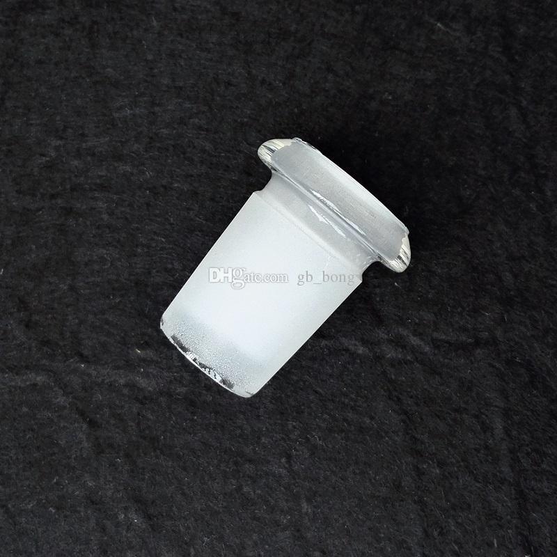 18mm 남성 14mm 여성 유리 봉 어댑터 변환기 유리 어댑터 맞는 물 파이프 및 쿼츠 버거 못