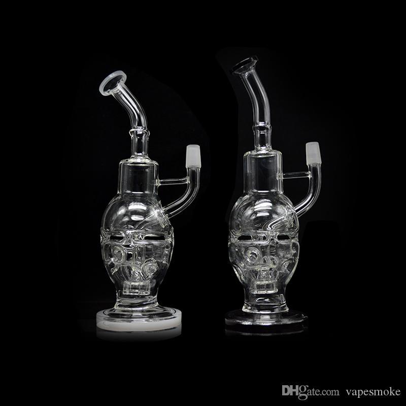 Juni New Glass bong fab Ei Bongs Original Faberge Ei Pfeife Wasser recyceln Bohrinsel bong tupft Glasnagel 2016 neu