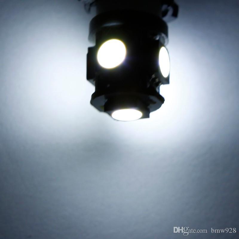/ 5 5050 SMD LED Car T10 168 194 W5W Side Wedge Light Lampadina