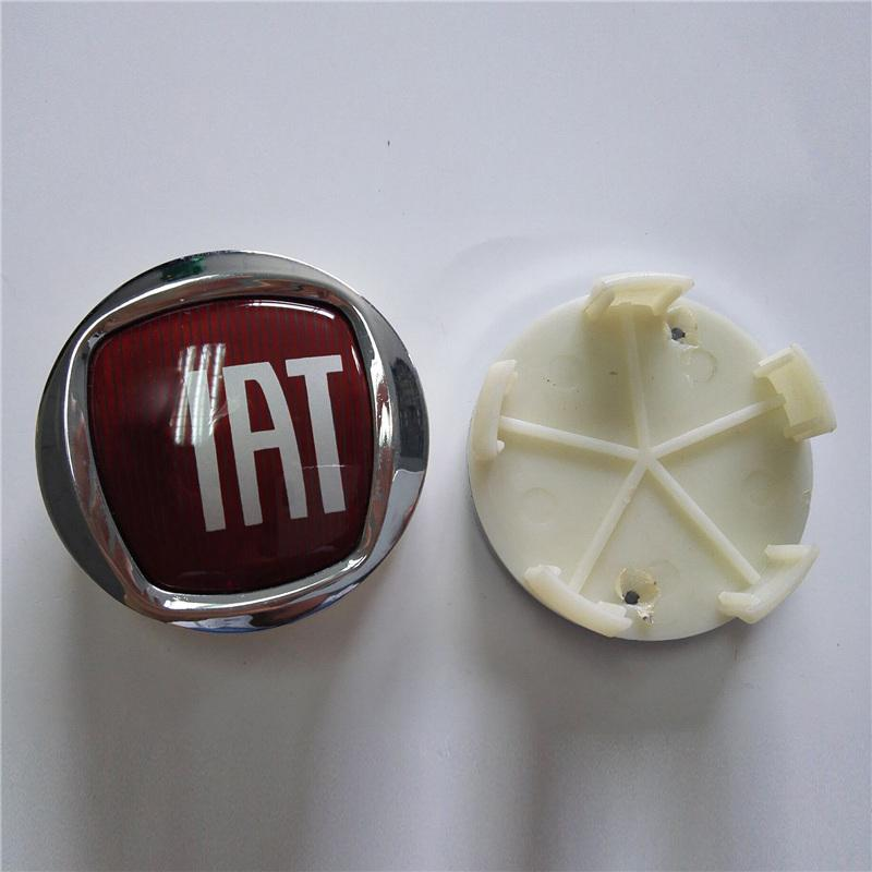 60mm Car Wheel Center Caps for FIAT 500 Uno124 125 Car Wheel Covers for Fiat 695