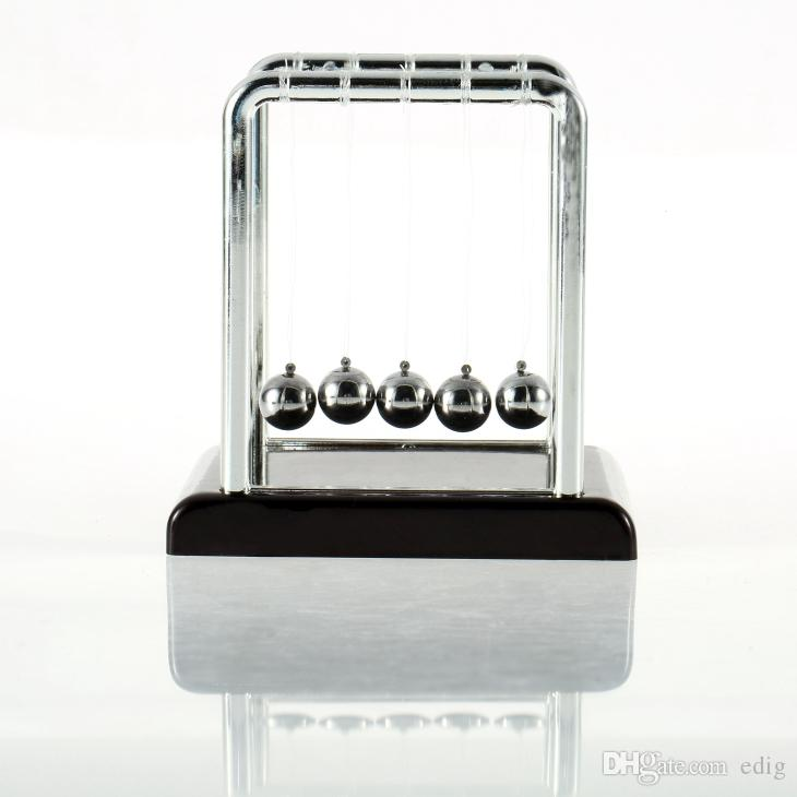 Newton's Cradle Fun Steel Balance Ball Physics Science Desk Toy christmas Gift