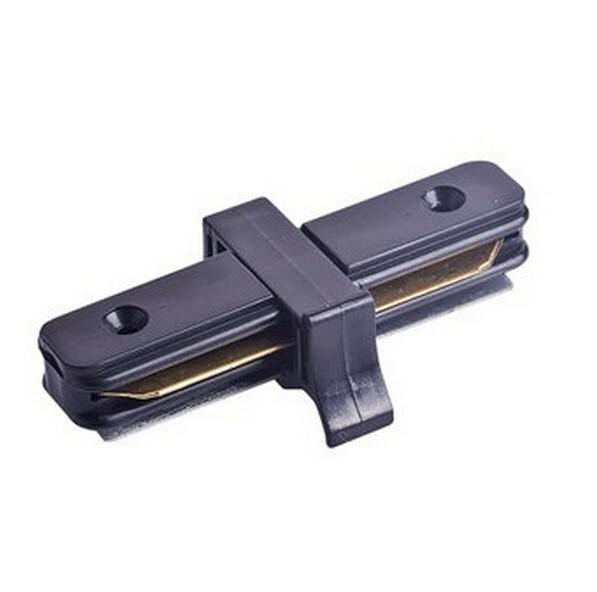 Connecteur de rail d'éclairage sur rail à LED pour fils Aluminium à angle droit Horizontal Appareils d'éclairage sur rail commerciaux Accessoires en aluminium
